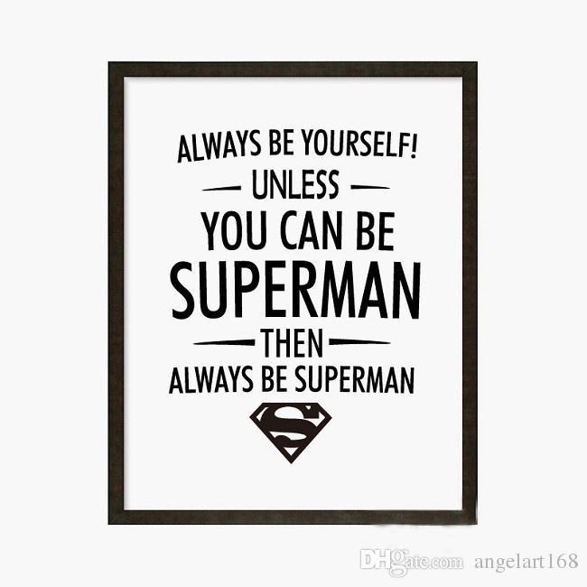 Satın Al Tek çerçevesiz üzerinde Süpermen Hakkında Süpermen