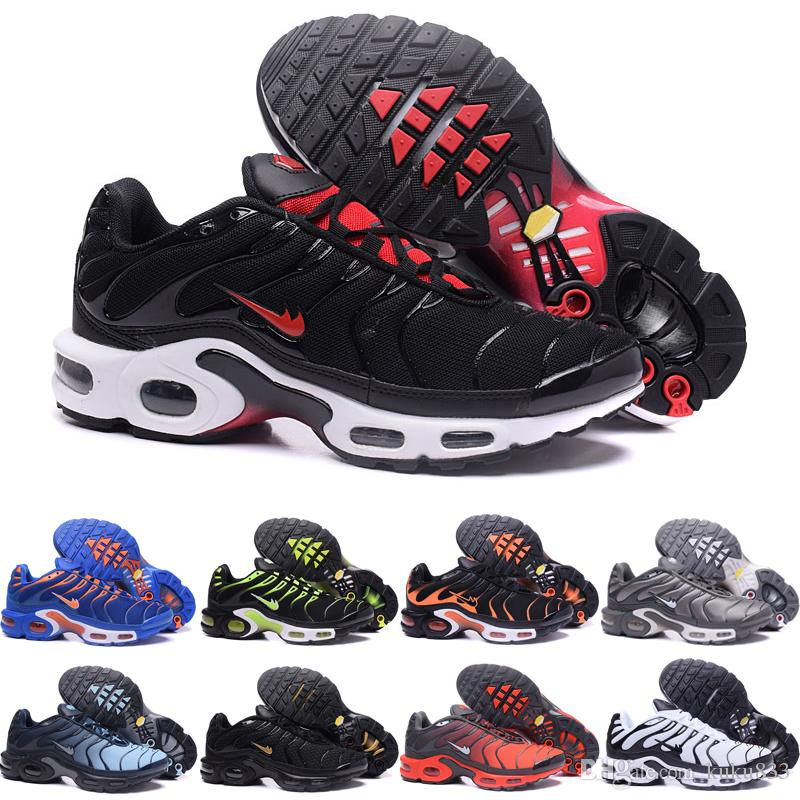 Free Shipping Air Cushion PLUS TN Casual Shoes Men Women For Sale Cheap High Quality Net Surface Training Running Shoes Size 5.5-12 low shipping fee for sale cheap huge surprise 7sKHKEfJx
