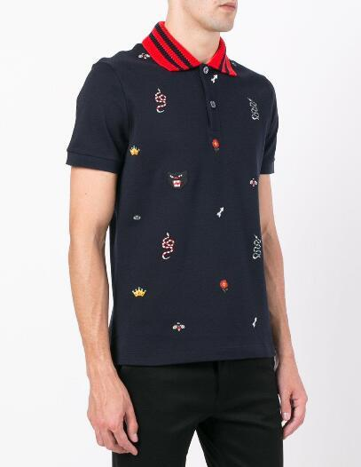 Cheap Luxury Summer Men Brand Polo Clothing Italy Famous Mens ... cffb4b559