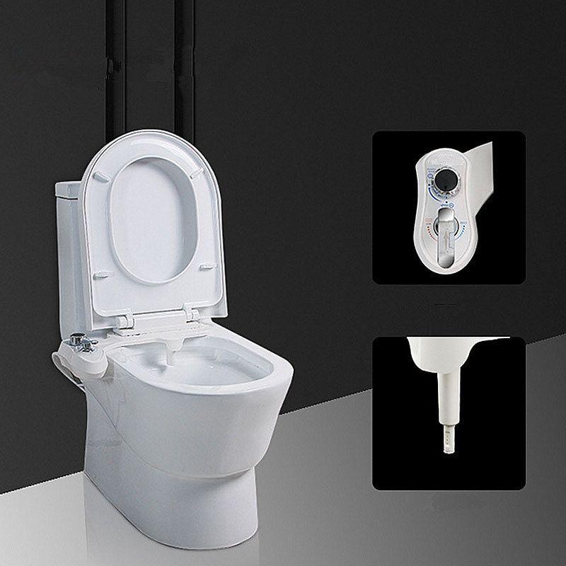 Feminine Hygien und Clean Butt Bidet, hochwertige Toilettensitz Bidet, einziehbare Düse Bidet Spray mit Selbstreinigung, J17134