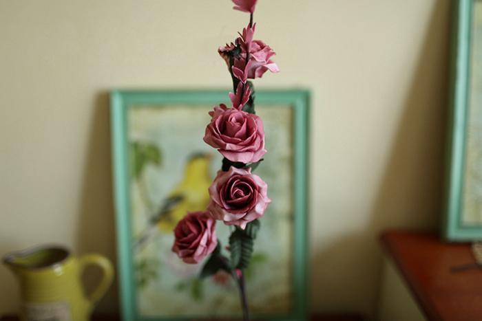 Toptan 50 adetgrup Için Sıcak satış PE Yapay Gül çiçekler Buketleri Düğün Dekorasyon Dekoratif Çelenk DIY Craft için Çiçek Düğün Severler