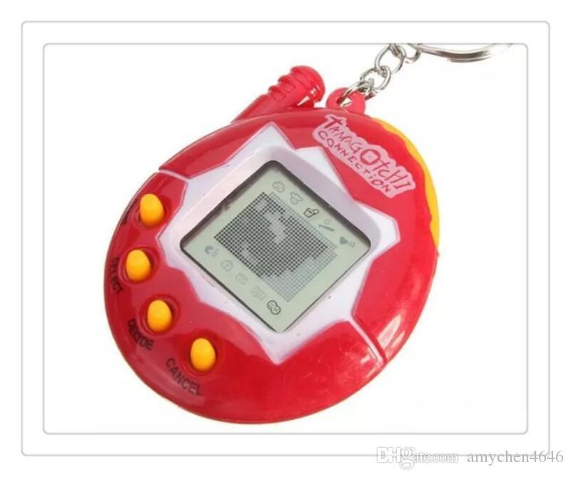 Venta al por mayor de Tamagotchi Electronic Pets Toys 90S Nostalgic 49 Pets en One Virtual Cyber Pet Super FunToy