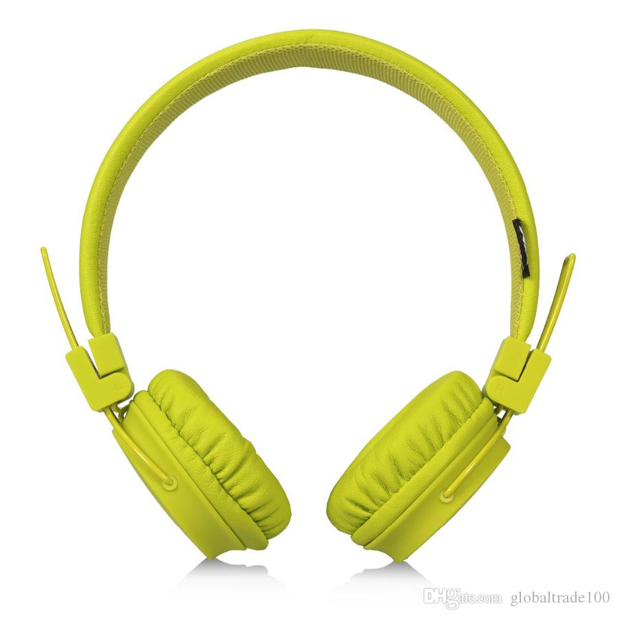 Original NIA-A1 Earphones Stereo Foldable Headphones with Mic Headsets Best Quality 9 Colours NIA A1