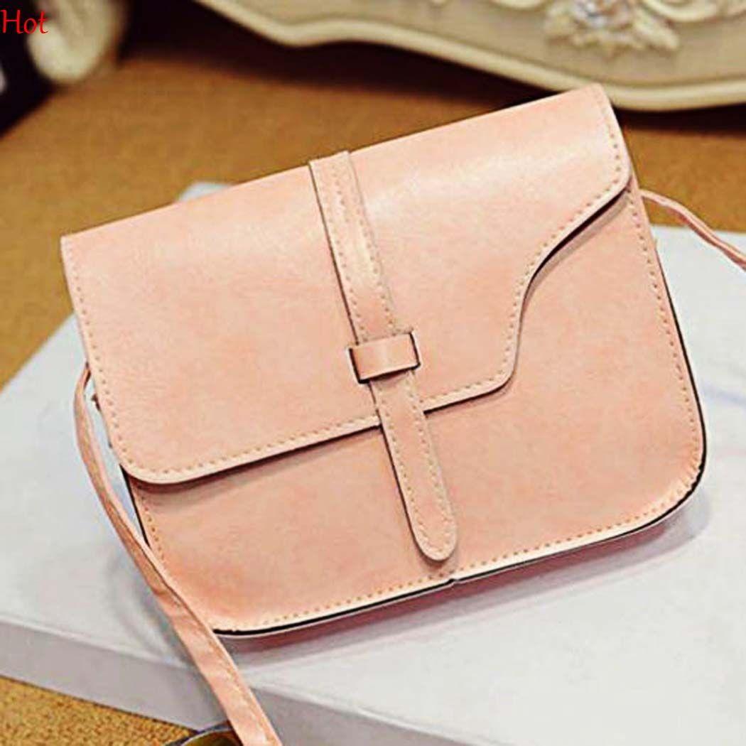 88ceebea3f99 Vintage Cute Leather Cross Body Bags Small Handbags Hot Sale Women Clutch  Ladies Mobile Purse Shoulder Messenger Crossbody Bags SV029902 Handbags For  Women ...