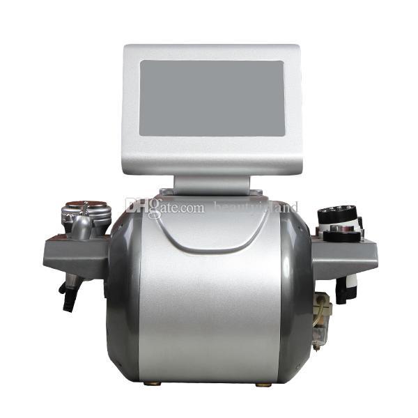 전문 초음파 Cavitation 기계 5에서 1 다기능 Tripolar RF 울트라 Cavitation 무선 주파수 슬리밍 기계