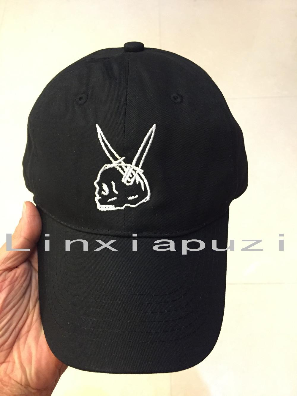 Wholesale 2015 Rare Hats GIANNI MORA HE DIED CAP IAN CONNOR I THINK ABOUT  YOU SOMETIMES GOSHA Pigalle Pompon Pain Snapback Hat UK 2019 From Godefery 2d19d92303b