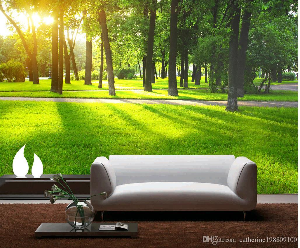 high quality customize size modern nature sofa background wall high quality customize size modern nature sofa background wall mural 3d wallpaper 3d wall papers for tv backdrop women wallpapers xmas wallpaper from