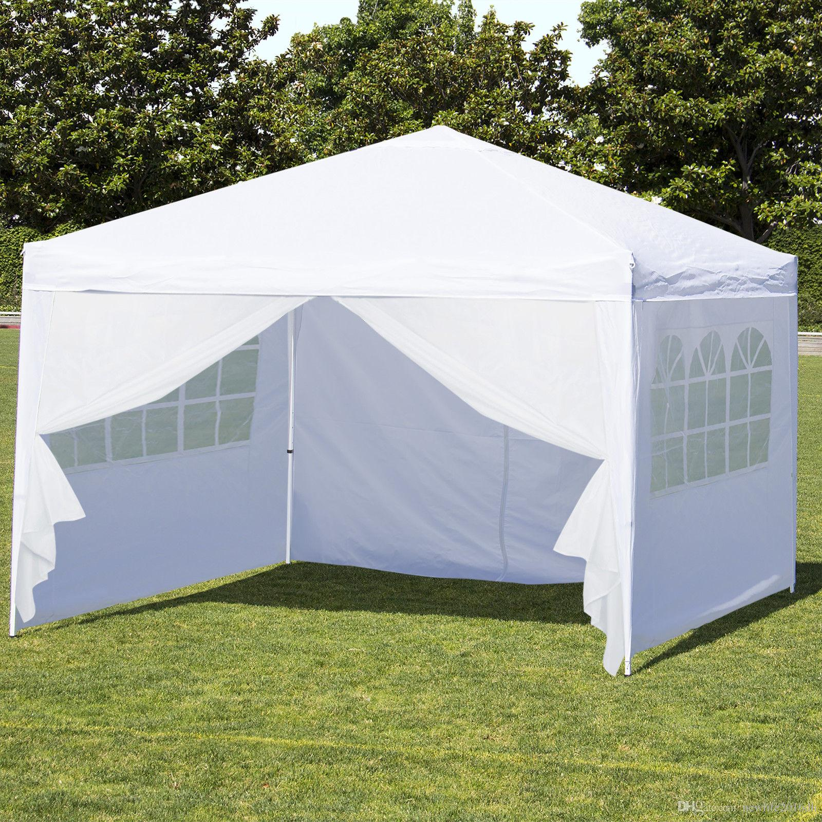 2020 Best Choice Products 10' X 10' EZ Pop Up Canopy Tent ...