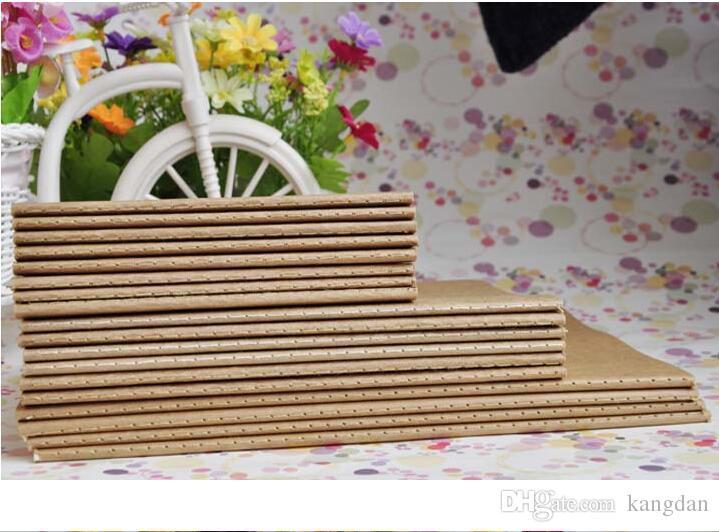 ميني جيب جلد البقر ورقة دفتر خمر القرطاسية بالجملة دفتر كرافت ورقة دفاتر رسم رسم الملاحظات كتاب