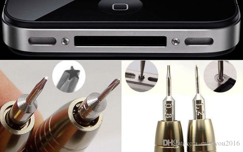 High quality 25 in 1 Precision Torx Screwdriver Cell Phone Repair Tool Set For IPhone Laptop Cellphone Electronics