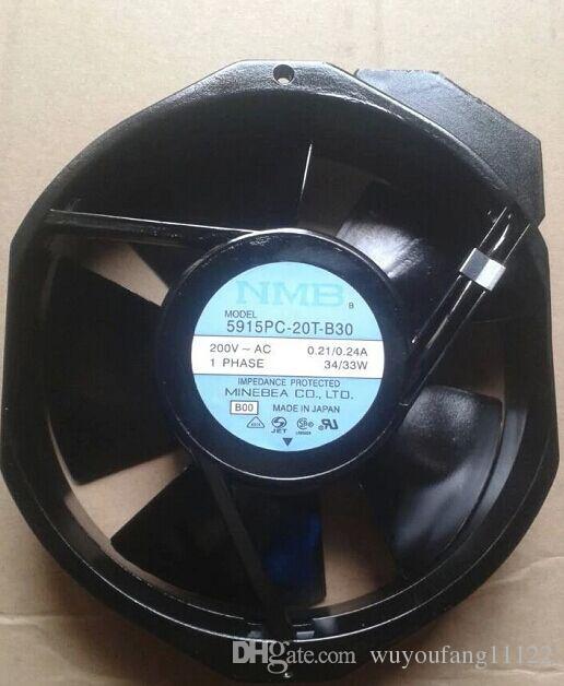 NMB -20T-B30-B00 200VAC 33W AC AC مروحة التبريد