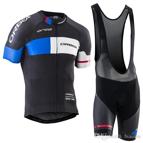 2017 Orbea Vélo Vélo Vélo Vêtements Pour Hommes Vélo Jersey Vélo Vélo Vélo Shirt Roupa Ciclismo