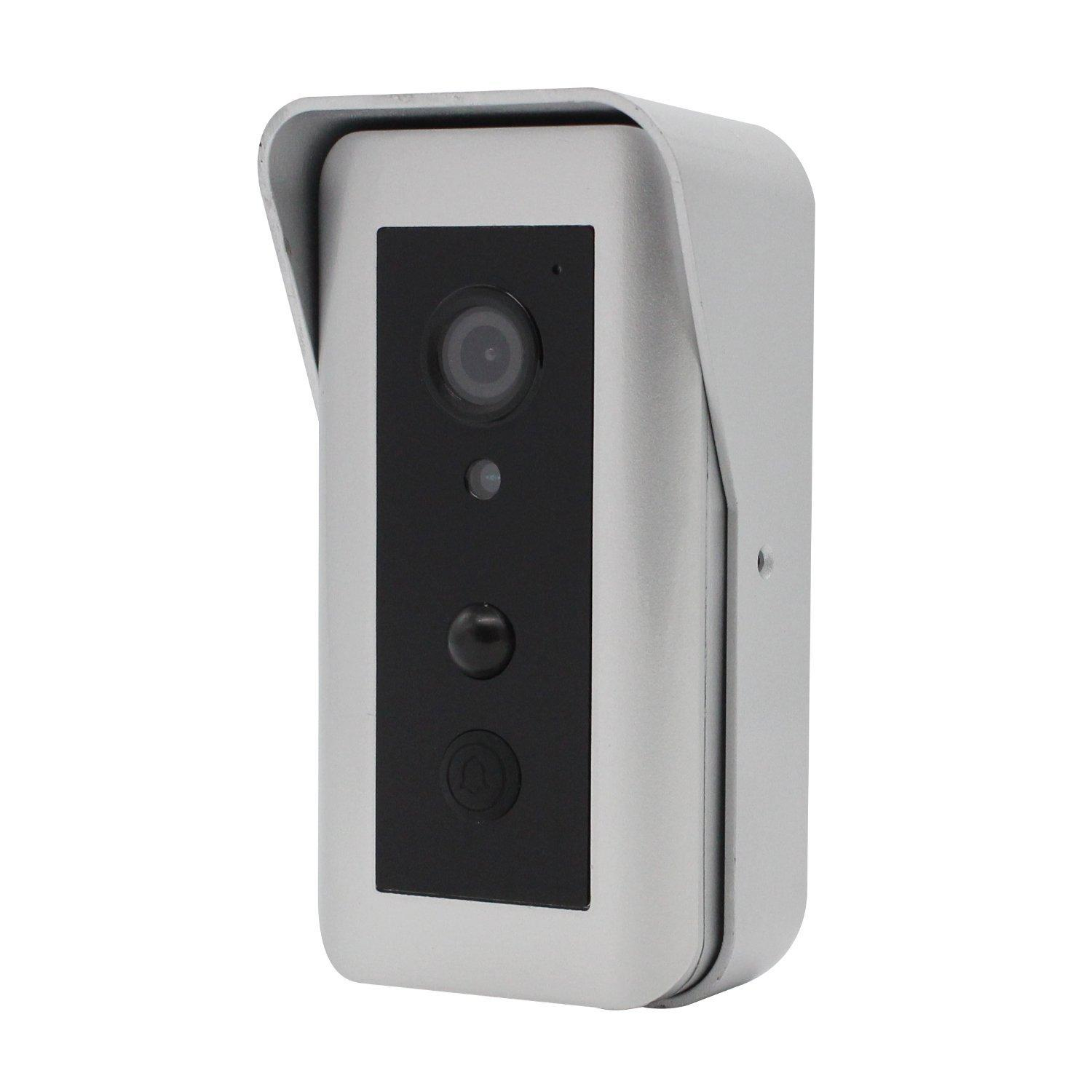2018 Video Doorbell Wireless Wifi Battery Powered 90days