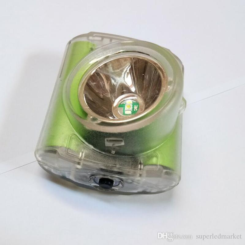 Hot Sale Popular New Waterproof Outdoor Recreation Multi-purpose LED Headlamps Mining Light Miner Cap Lamp Hunting Headlight