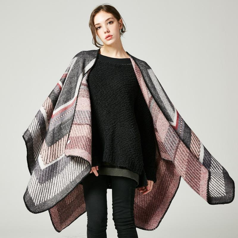 Winter Capes and Wraps