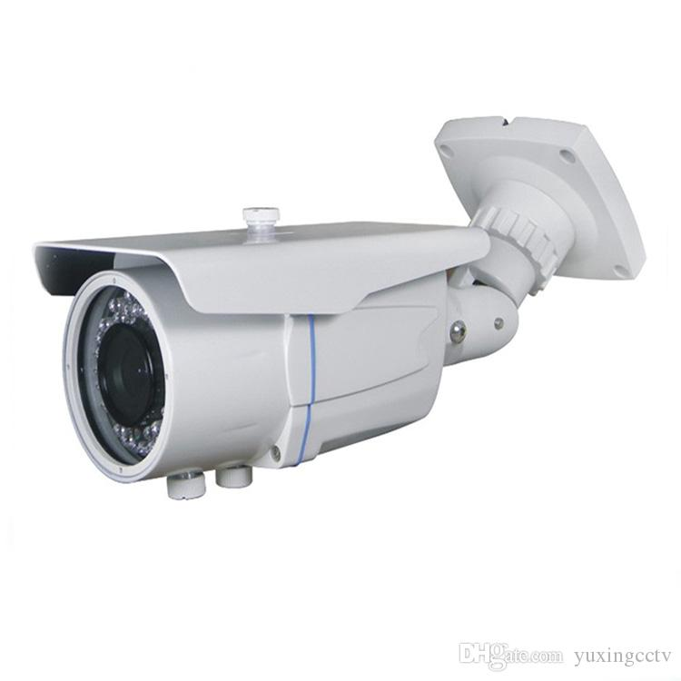 Chaud!! 70M IR Gamme 2.8-12mm Varifocal AHD Camera CCTV IP66 Etanche 960P 1.3Megapixel AHD Camera