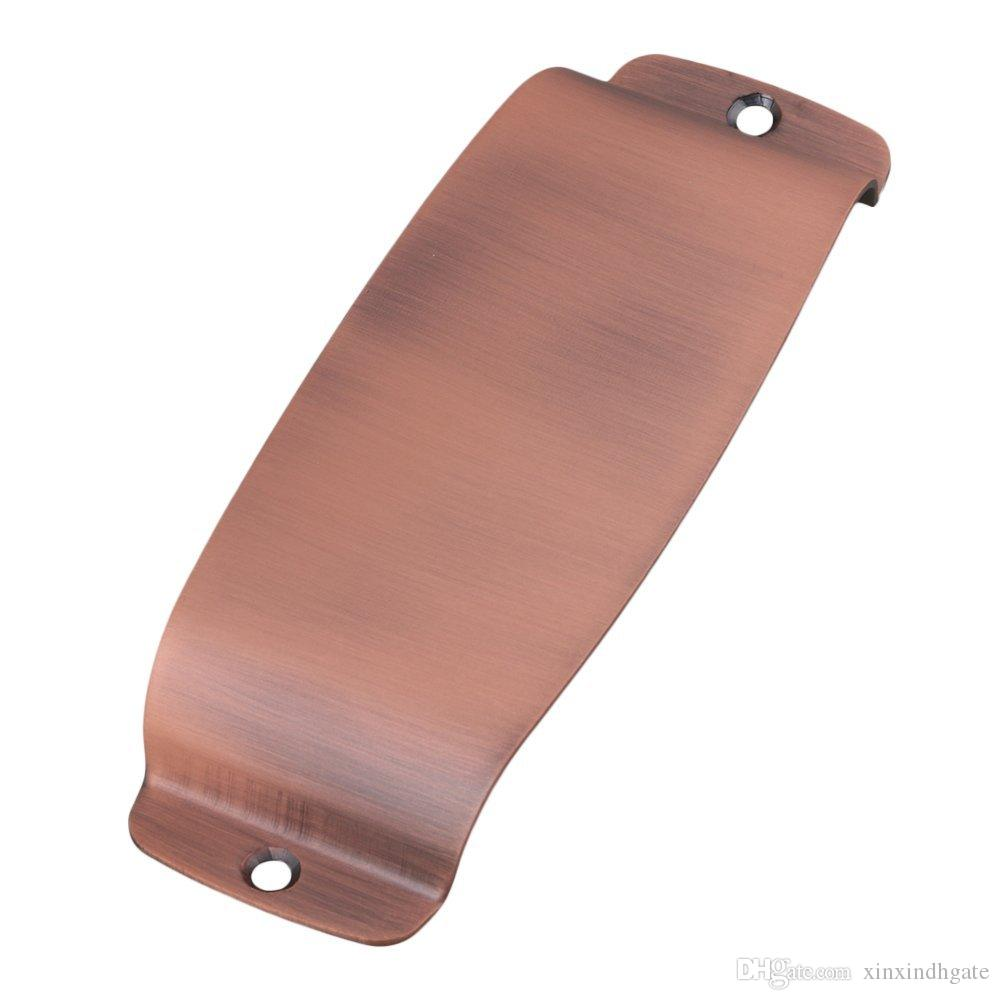 JB Guitar Pickup Cover Protector Bronze Color for Jazz Bass JB Guitar