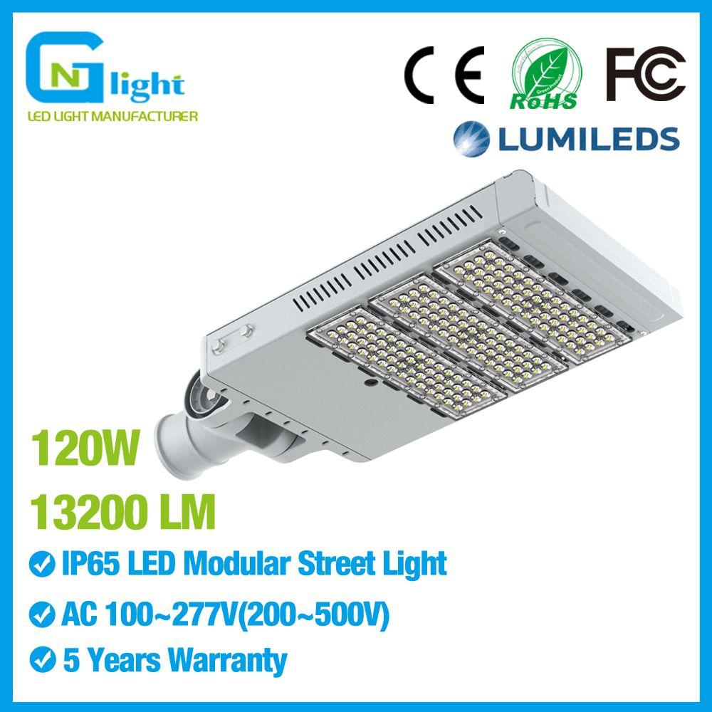 Parking Lot Lighting Watts Per Square Foot: 120W LED Shoebox Light Retrofit 400W Metal Halide Parking