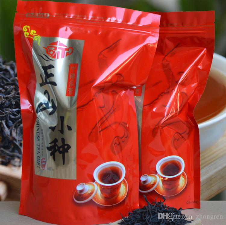 [ambition] 2019 top premium thé noir lapsang souchong 250 g thé rouge nourriture saine vert nourriture chaude zhengshanxiaozhon
