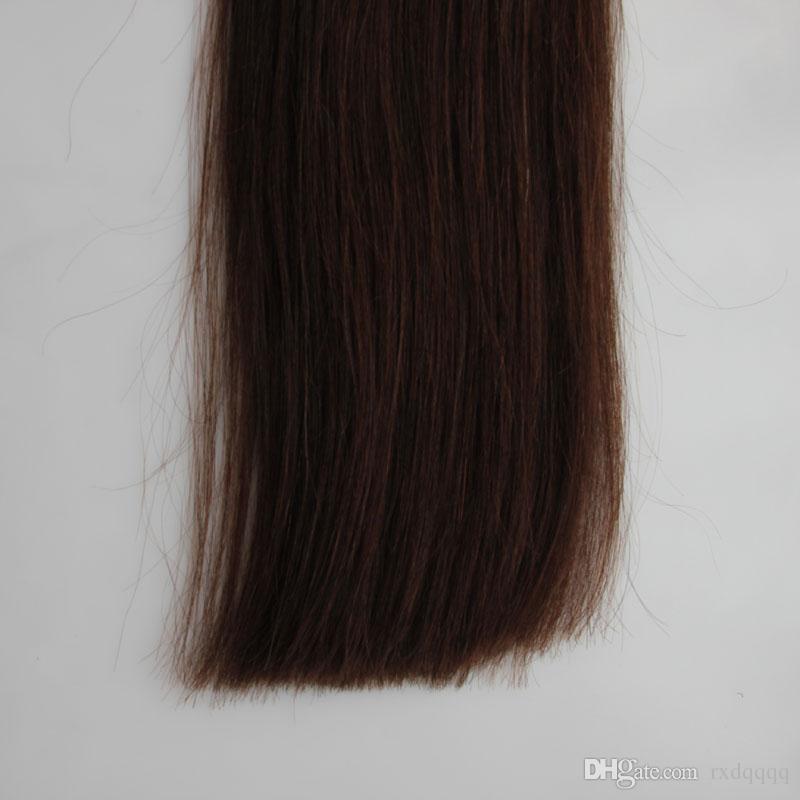 Human Hair Weave Beautiful Princess Hair Straight Weaving Non-remy 100g brazilian hair weave bundles