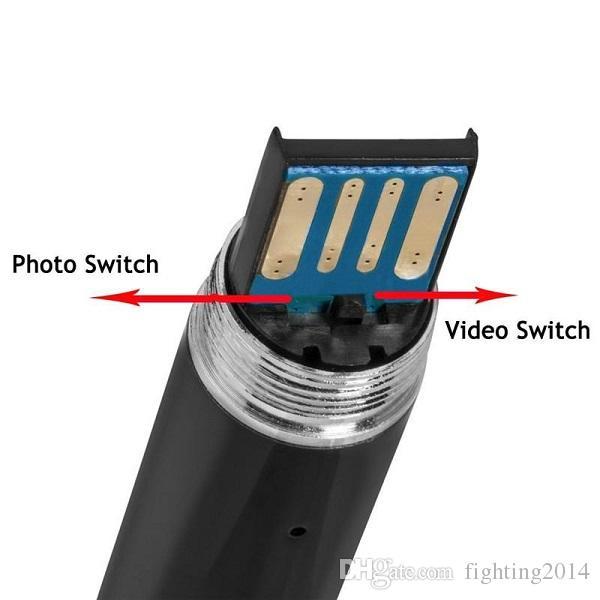 1080 P Mini Kalem Kamera Video Kaydedici Tükenmez Kalem DVR Gadget taşınabilir Mini DV Güvenlik kamera Desteği Kadar 32 GB Hafıza Kartı