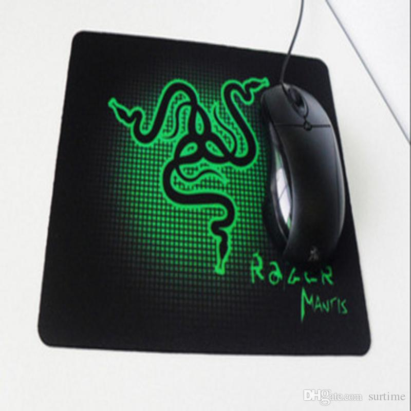 Newest PC Mouse Mat Pad Razer 250x300X2mm Goliathus Locking Edge Gaming Speed Version Mousepad For Players