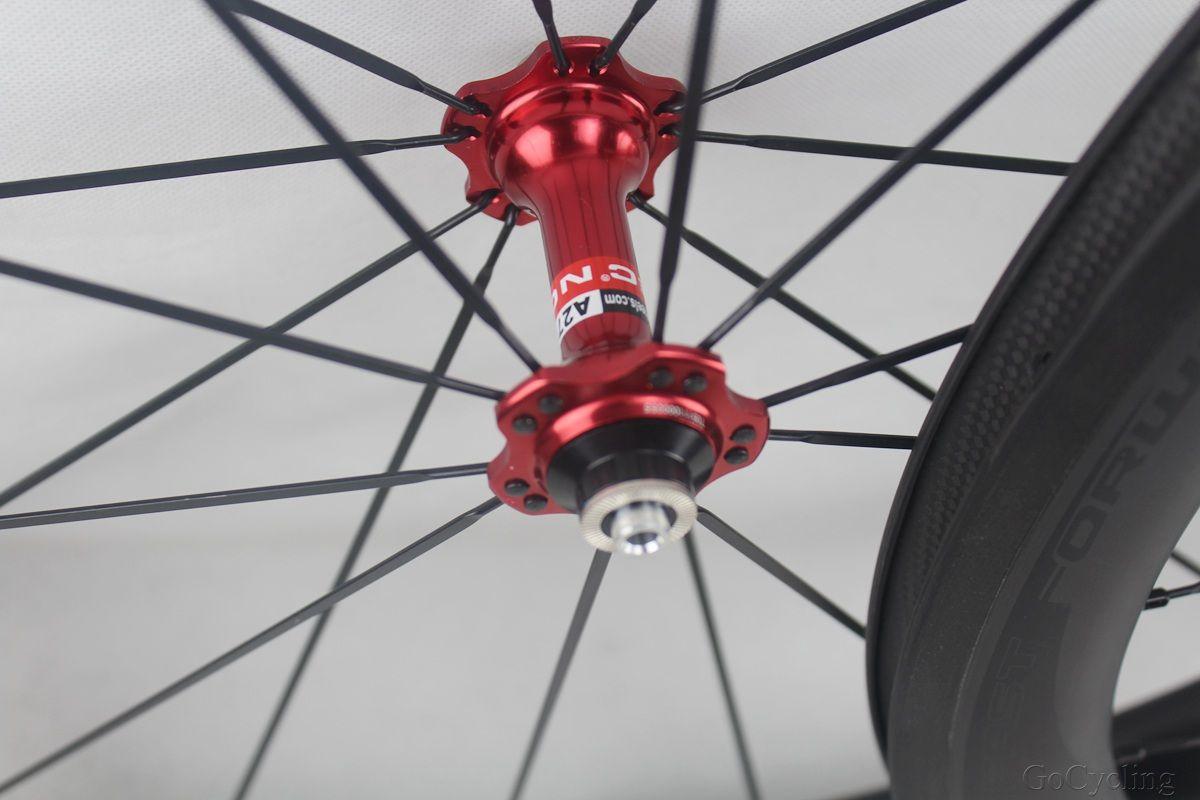 블랙 데칼 FFWD 빨리 앞으로 F5R 전체 탄소 자전거 바퀴 50mm 현무암 브레이크 표면 clincher 관형 도로 자전거 바퀴 세트 UD 매트