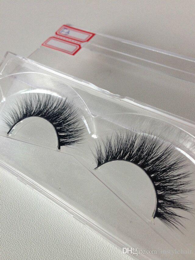 3D Ipek Kirpikler Yumuşak Sterilize Yanlış Eyelashes Mix Boyutu Hypo Alerjik El Yapımı Kirpik Uzantıları Güzellik Aracı