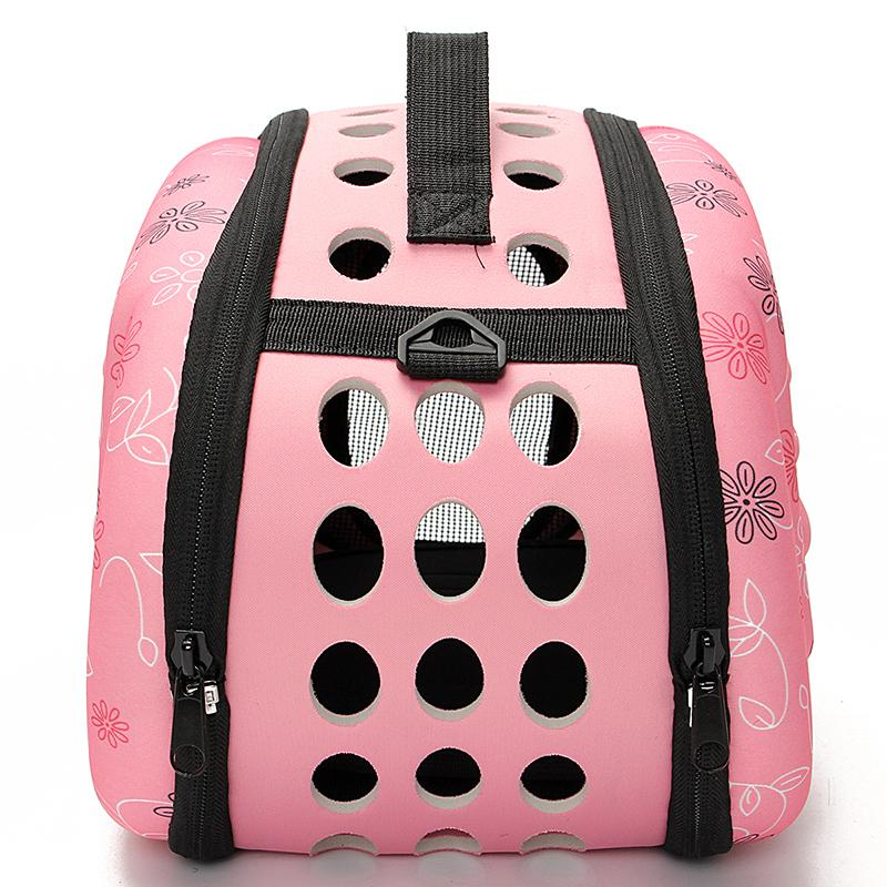 2017 Foldable Dog Travel Carrier Bag Mayitr Pet Puppy Cat Tote Carry Cage Bag Crates Kennel