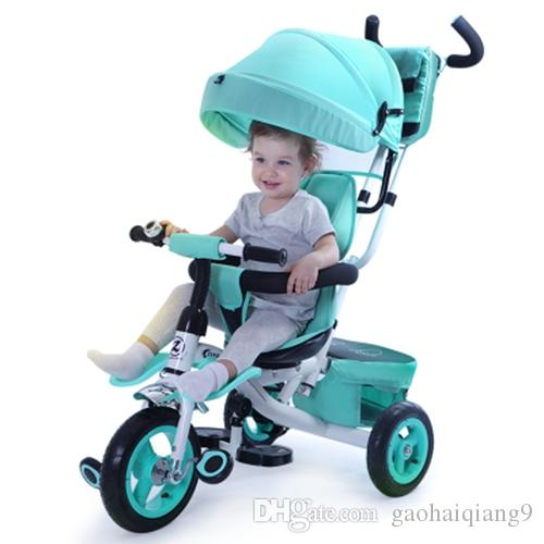 tricycle bike wheels stroller toys wheel children olds ride riding trolley inflatable bicycle power outdoor cars powered barbie