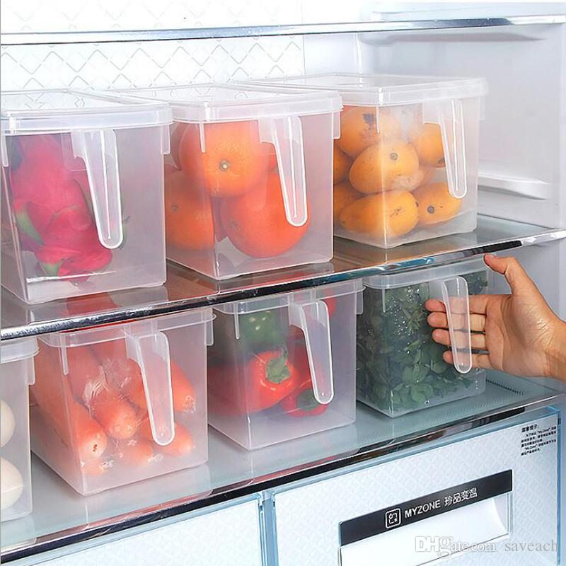 2018 Kitchen Pantry Refrigerator Freezer Storage Container Box