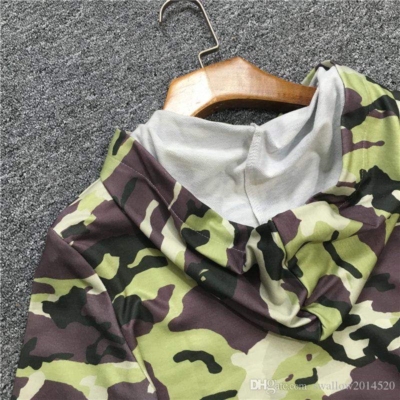 autumn summer hooded dress 2017 women mini short Dress camo camouflage hoodie Casual sexy Slim hoodie dress
