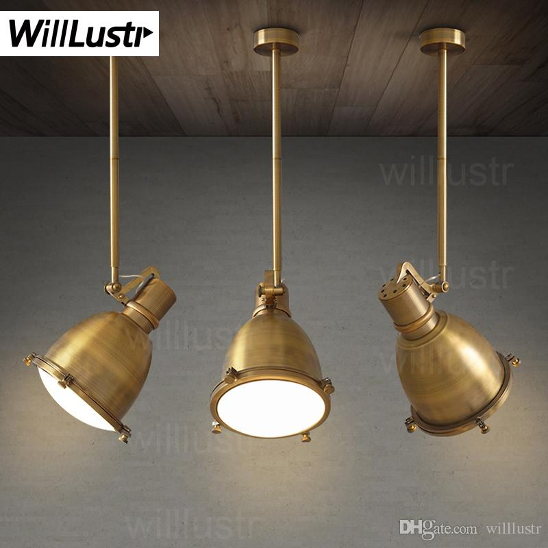 Willlustr vintage maritime dock pendant light suspension lamp willlustr vintage maritime dock pendant light suspension lamp antique brass metal lighting hanging lamp dinning room restaurant benson lamp exterior pendant aloadofball Images
