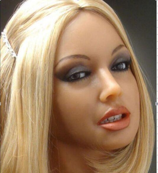 NOUVEAU poupée de sexe oral style doggie amour poupée pour les hommes demi-silicone amour poupée ensemble de vagin l et mains saisissantes, s
