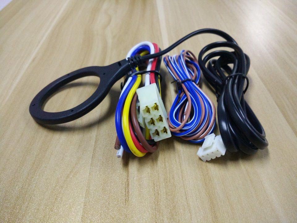 Système de verrouillage central automatique de voiture de système de démarrage / arrêt universel de moteur intelligent avec les systèmes d'alarme automatiques de sécurité KF-A1087