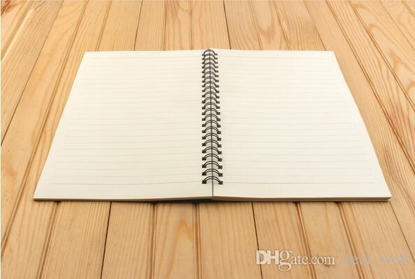 2020 nuova scuola quaderno a spirale cancellabile riutilizzabile wirebound notebook diario A5 carta Oggetto del Collegio logo personalizzato Governato 7