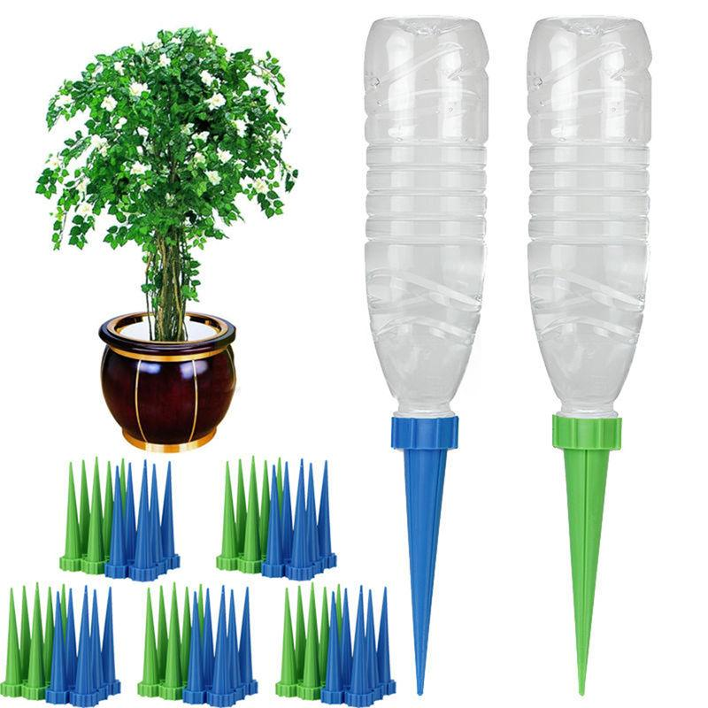 Garden Sprinklers Hot Sale 4pcs Garden Automatic Watering Irrigation Kit For Plant Flower Water Control Sprinklers Plastic Watering Device