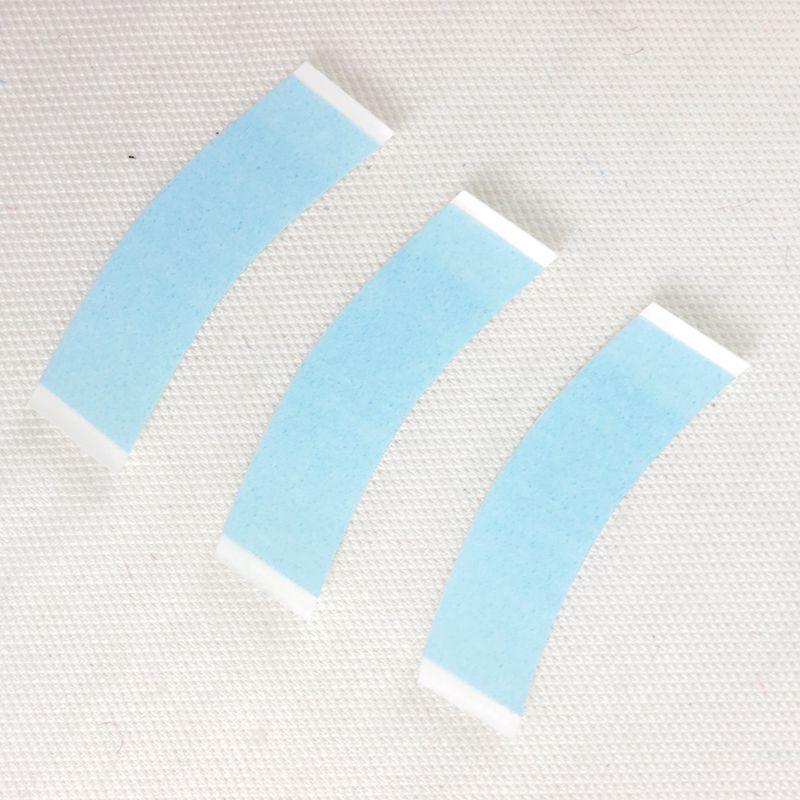 Dupla Face Fita Adesiva Laço Frontal Suporte Fita Um Contorno para o Laço Perucas Peruca Segurar 2-4 Semanas extensões de cabelo ferramentas