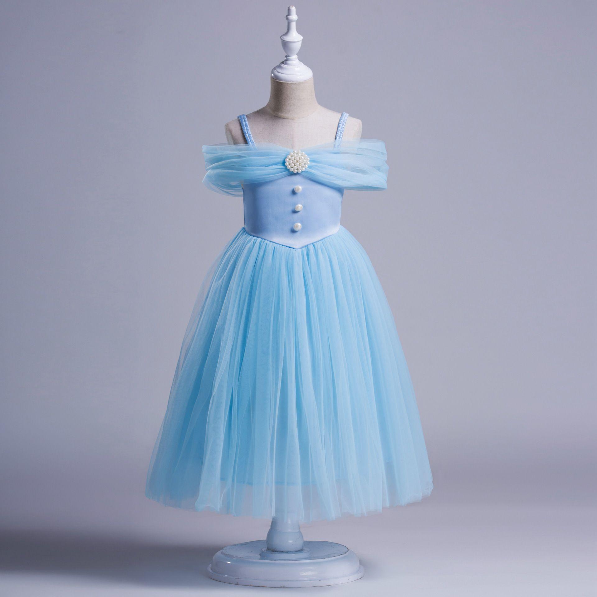 2018 Girls Lace Tutu Dresses Kids Clothing 2017 Baby Girl Princess ...