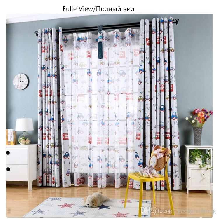 itm lightning drop disney readymade boys curtains kids bedroom cars