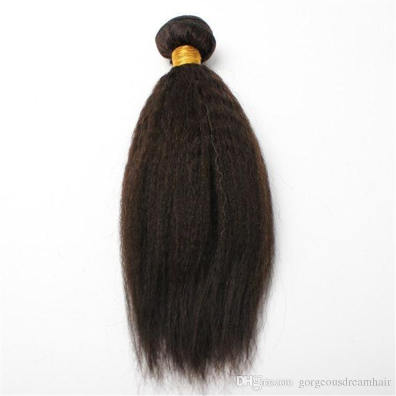 Wholesale Brazilian Virgin Human Hair Weaves Bundles Unprocessed Brazillian Peruvian Indian Malaysian Kinky Straght Hair bundles