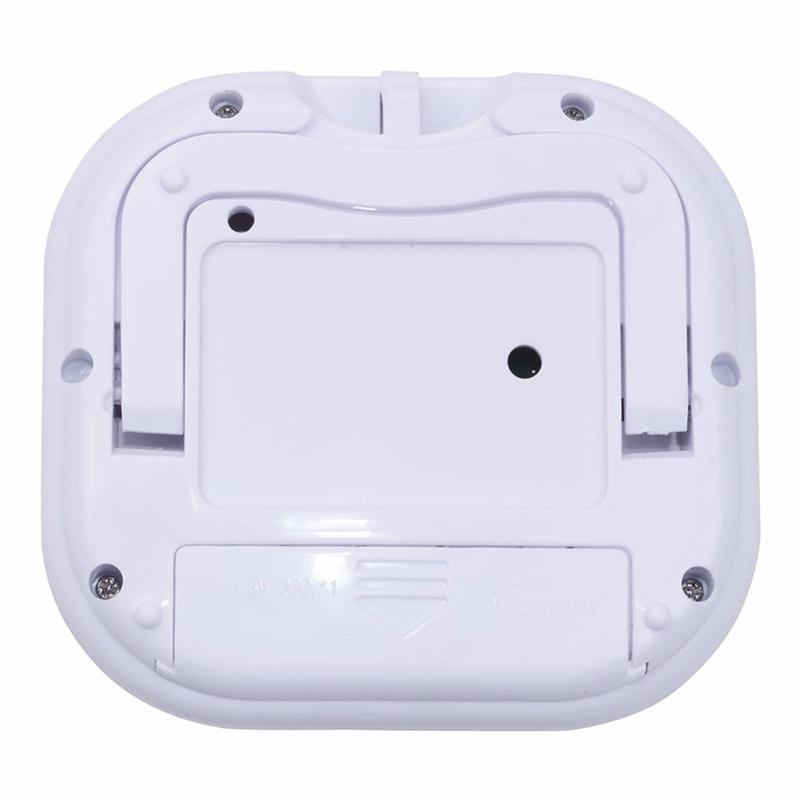 Digital-LCD-Innenthermometer-Hygrometer-Messgerät-Takt-Temperatur-Feuchtigkeits-Messgerät