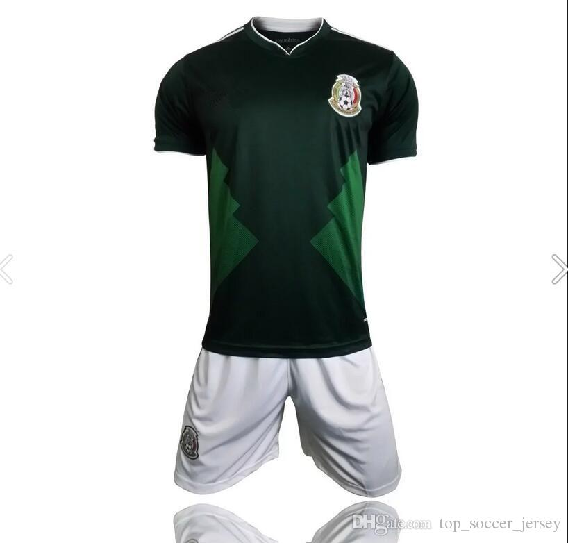 2018 2018 World Cup Mexico National Team Home Away Futbol ...  |Mexico National Team Kit