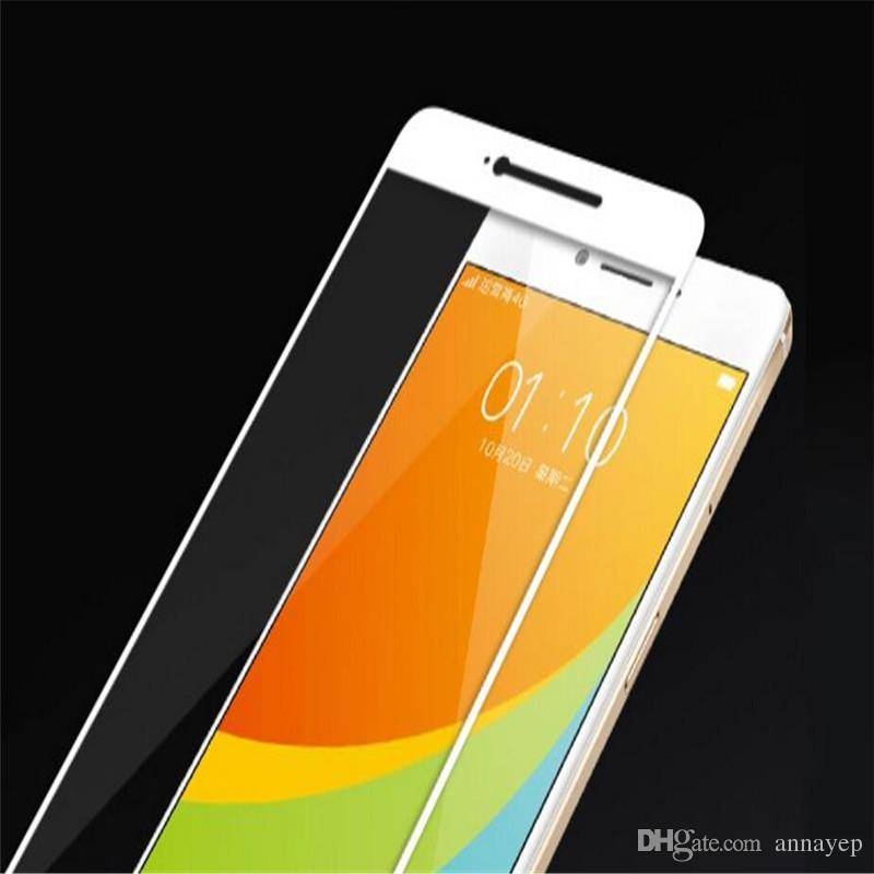 9H Hardness For iPhone 5C 5S 5SE 6 6S Plus 7S 7 8 Plus X Tempered Glass Screen Protector with Clear Film Protection Retail Box