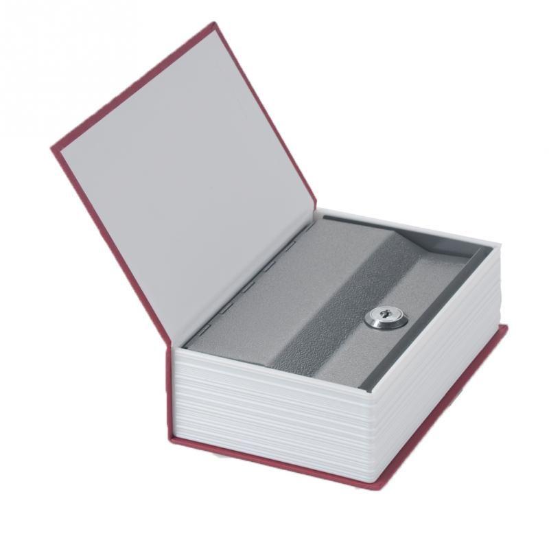 Wörterbuch Safe geheimes Buch Geld versteckte geheime Sicherheit Safe Sperre Bargeld Münze Lagerung Schmuck Schlüssel Schließfach für Kind Geschenk
