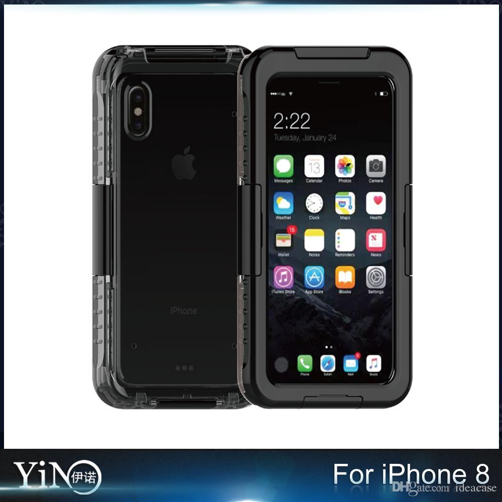 coque iphone 8 plus ip68
