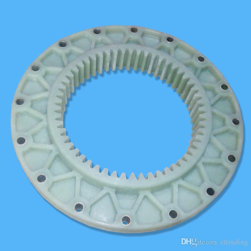Hydraulische pomp hoofdpomp koppeling 54t hub koppeling rubber voor hit zax450 470