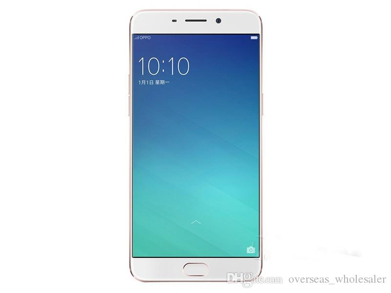 Original OPPO R9 4G LTE Cell Phone MT6755 Octa Core 4GB RAM 64GB ROM Android 5.5 inch 16.0MP Fingerprint ID Smart Mobile Phone Cheap