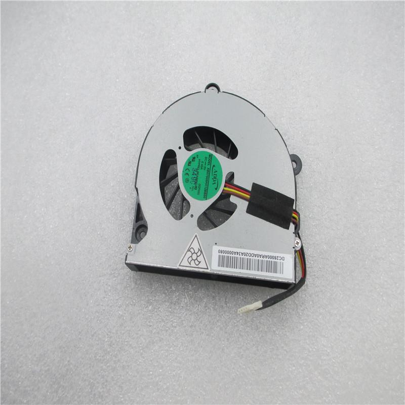 CPU Cooling Fan For Toshiba Satellite P855 P855-S5200 Cooling Fan for DC28000ARD0 KSB06105HB BJ2K AB07505HX12BB00 coolong fan
