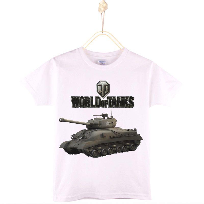 442d553b 2019 2017 Fashion Nova Boys T Shirt World Of Tanks 100% Cotton Anime Child  T Shirt Girls Tops Baby Tshirts Kids Clothes From Xunyicao588, $8.95    DHgate.Com